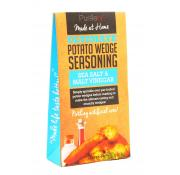 Pureety Gourmet Potato Seasoning Sea Salt And Malt Vinegar